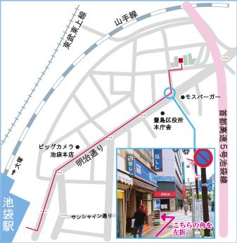 map_ikebukukro